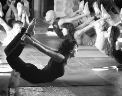 Guru Mai Ram su mokiniais, Mai Ram Yoga mokytojų retritas