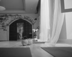 Mai Ram Yoga ašramo Guru salė
