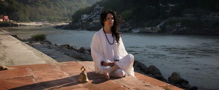 Guru Mai Ram Devi Rishikes slaider