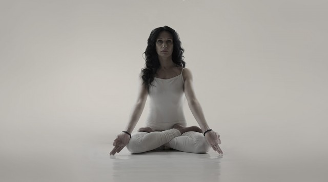 Mai Ram Devi | Padmasana