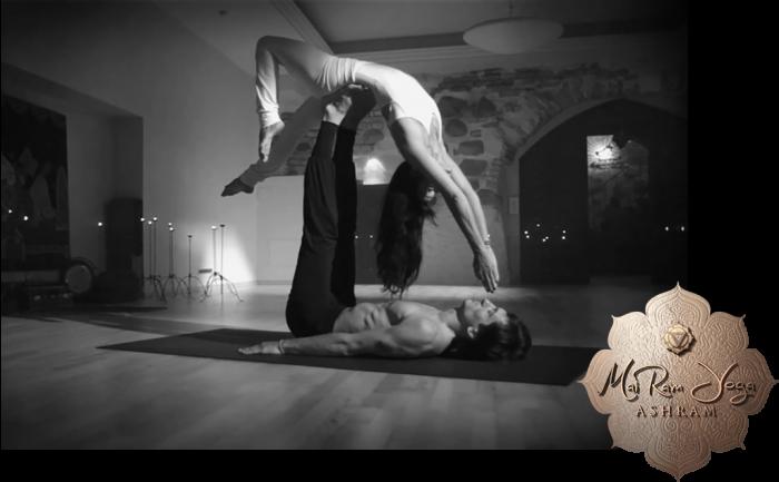 Mai Ram Yoga Ashram in Vilnius Lithuania
