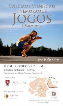 Mai Ram Yoga Vilnius