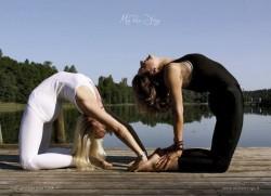 Mai Ram Yoga | Indrė ir Sigita