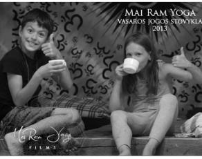 Mai Ram Yoga vasaros jogos stovykla 2013