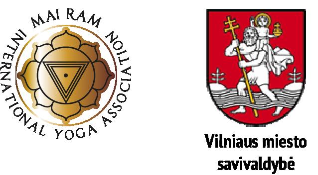 Vilniuas ir Mai Ram Yoga logo