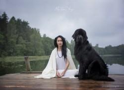 Mai Ram Yoga retritai | Guru Mai Ram Devi ir Omas