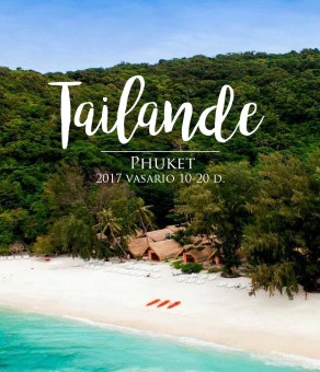 Jogos atostogos Tailande 2017 new1