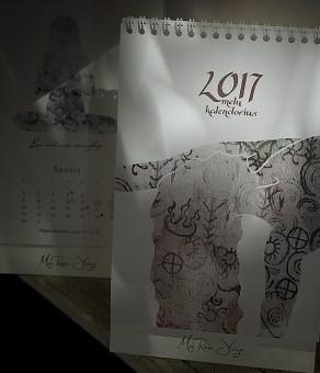 MRY 2017 m. kalendorius