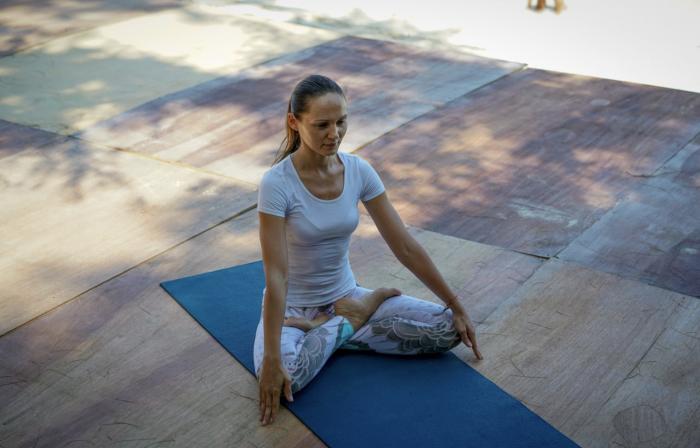 Yoga Adhikari Savitri Ram, Milda