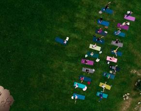 Mai Ram Yoga retritas