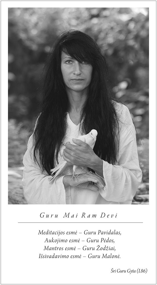 Mai Ram Devi atvirukas spaudai 2018