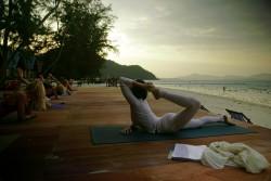Mai Ram Yoga Tailande