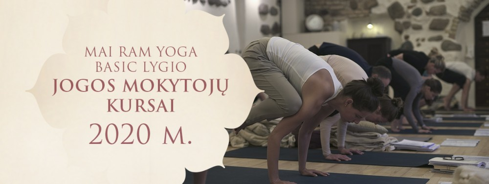 Mai Ram Yoga Basic teacher course