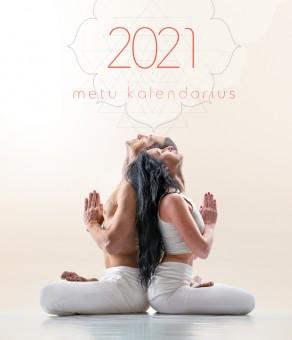 Mai Ram Yoga Kalendorius 2021
