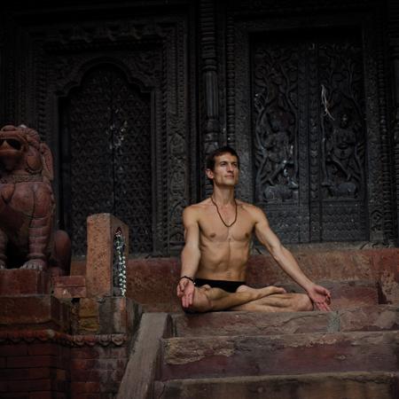 Bhagavan Ram asana 2