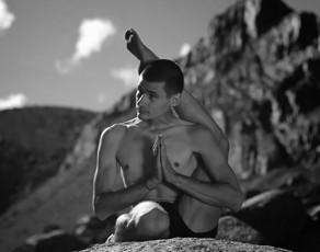 Mai Ram Yoga Jogos mokytojas Laurynas San Ram