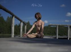 Mai Ram Yoga retritai Vytenis
