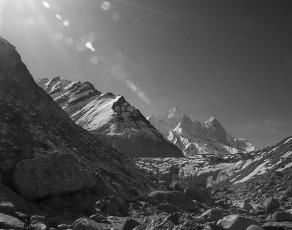 Tyrtha Yatra Himalajais su Guru Mai Ram