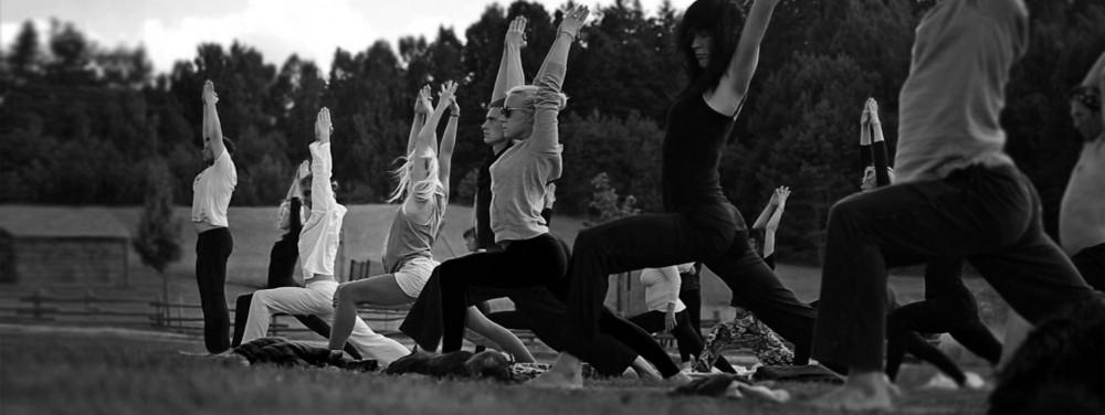 Mai Ram Yoga - jogos mokytoju retritas 2013
