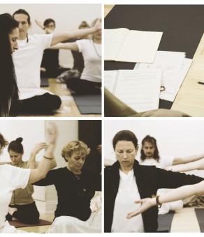 MRY Basic II yoga teacher course