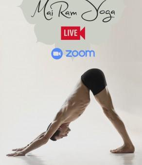 Mai Ram Yoga Open Live